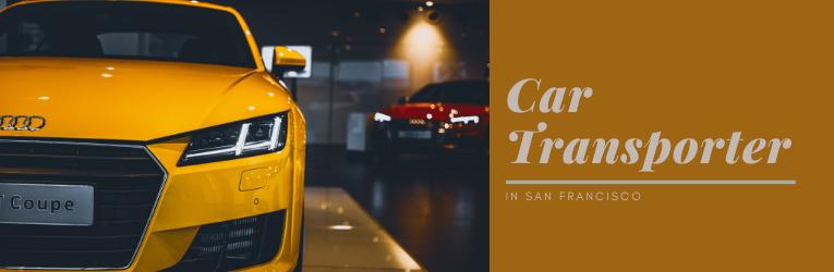 Car Transporter in San Francisco