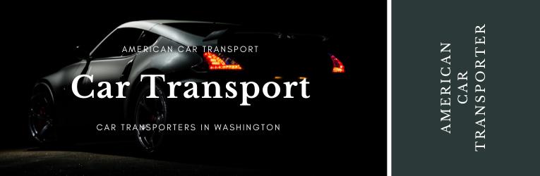 Car Transport in Washington